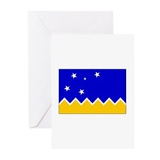 Magallanes Chile Flag Greeting Cards (Pk of 20)