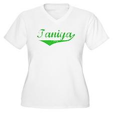 Taniya Vintage (Green) T-Shirt