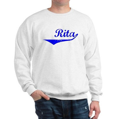 Rita Vintage (Blue) Sweatshirt