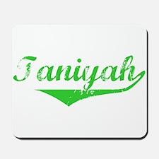 Taniyah Vintage (Green) Mousepad