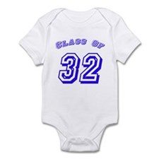 Class Of 32 Infant Bodysuit