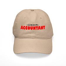 Uber Accountant Baseball Cap