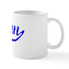 Robyn Vintage (Blue) Coffee Mug