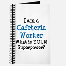 cafeteria worker Journal