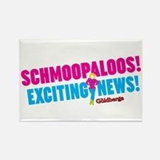 Schmoopaloos Exciting News Magnets