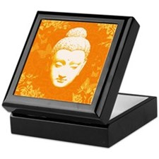 Peaceful Buddha Keepsake Box