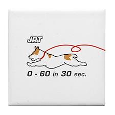 JRT 0-60 Tile Coaster
