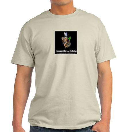 Hammer Horror Holiday Black T-Shirt