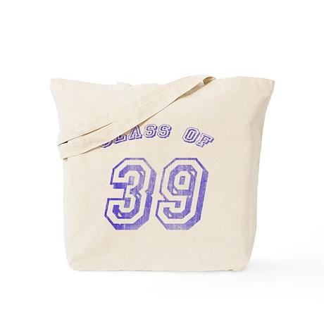 Class Of 39 Tote Bag