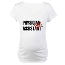 Off Duty Physician Assistant Shirt