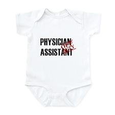 Off Duty Physician Assistant Infant Bodysuit