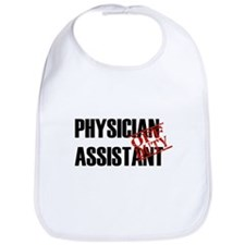 Off Duty Physician Assistant Bib