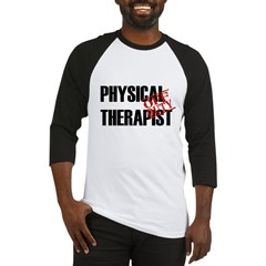 Off Duty Physical Therapist Baseball Jersey