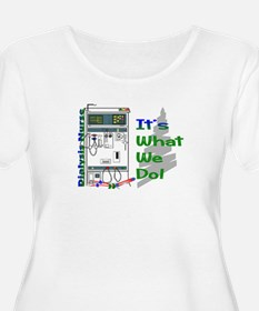 Cool Dialysis nurse T-Shirt