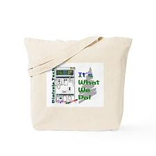 Cute Dialysis Tote Bag