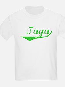 Taya Vintage (Green) T-Shirt