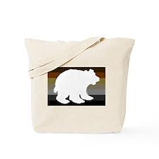 Bearprint Tote Bag