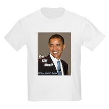 Obama-Yes T-Shirt