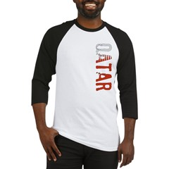 Qatar Stamp Baseball Jersey