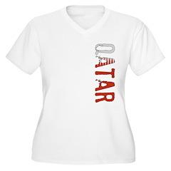 Qatar Stamp T-Shirt