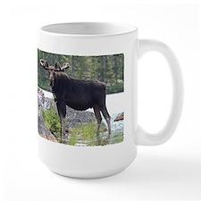 Bull in velvet Mug