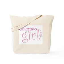 Unique State colorado Tote Bag