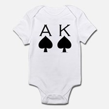 Ace King Onesie