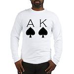 Ace King Long Sleeve T-Shirt