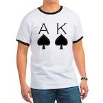Ace King Ringer T