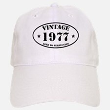 Vintage Aged to Perfection 1977 Baseball Baseball Cap