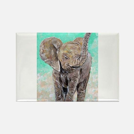 Baby Elephant Magnets