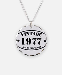 Vintage Aged to Perfection 1 Necklace
