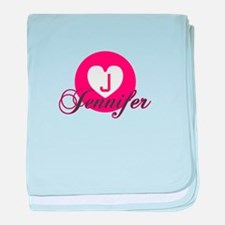 jennifer baby blanket