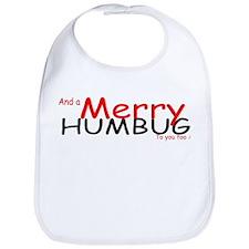 Merry Humbug Bib