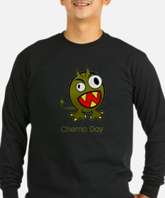 Chemo Day Long Sleeve T-Shirt
