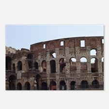 Cute Italian colosseum Postcards (Package of 8)