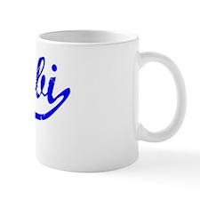 Rubi Vintage (Blue) Mug