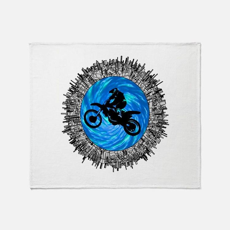 MOTO Throw Blanket