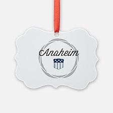 Anaheim Ornament