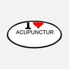 I Love Acupuncture Patch