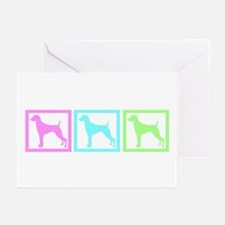 Weimaraner Greeting Cards (Pk of 20)