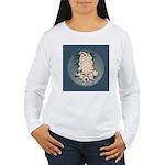 English Setter Puppy Women's Long Sleeve T-Shirt