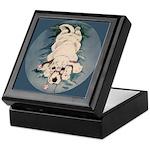 English Setter Puppy Keepsake Box