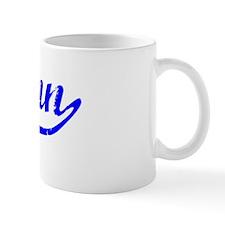 Ryann Vintage (Blue) Mug
