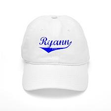 Ryann Vintage (Blue) Baseball Cap