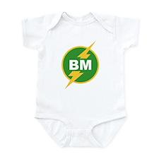 BM Best Man Infant Bodysuit