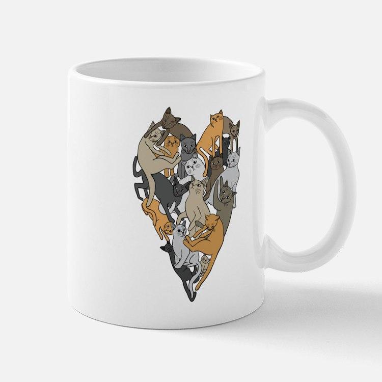 Cat Shaped Coffee Mugs Cat Shaped Travel Mugs Cafepress