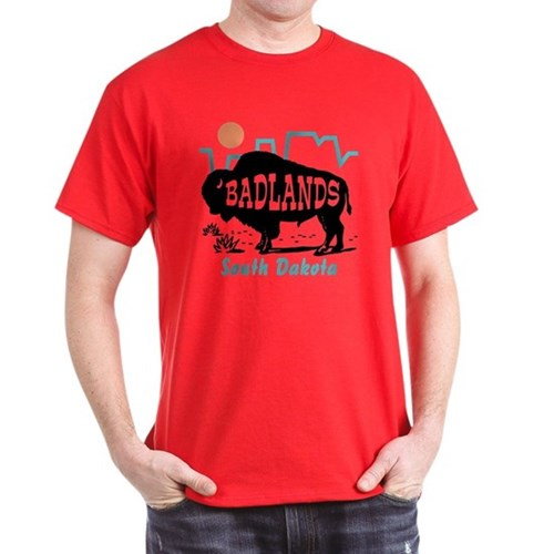 Badlands South Dakota T-Shirt