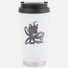 Cat Octopus Travel Mug