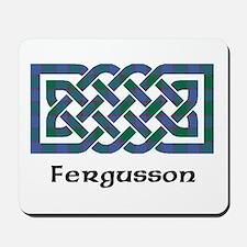 Knot - Fergusson Mousepad